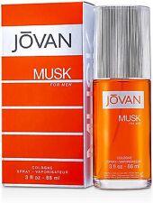 Jovan Musk Cologne Spray for Men 3 oz (Pack of 3)