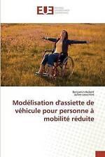Modélisation d'assiette de véhicule pour personne à mobilité réduite (French Edi