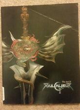 The Art Of Soul Calibur 2 (Namco) RARE Collectors Item