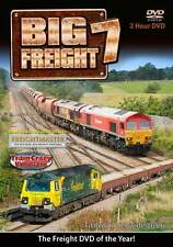 Big Freight 7  *DVD (Rail Freight scene in the UK)
