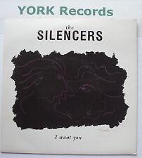 "Silenciadores-quiero que te-Excelente Estado 7"" SINGLE RCA PB 44417"