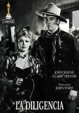 Stagecoach (1939) John Wayne Claire Trevor movie poster print 7