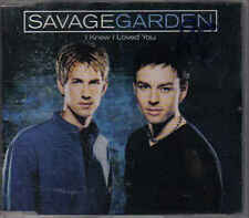 Savage Garden- I Knew i loved You cd maxi single