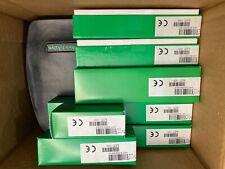 Welch Allyn Fiber Optic Laryngoscope Miller Set With 5 Blades 2 Handles Case