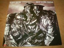 THE JAM  Setting Sons LP 1979 1st US Press NM PD-1-6249 2383 562 David Bowie REM