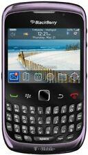 BlackBerry Curve 9300 - Purple (Unlocked) GSM 3G WiFi Qwerty Camera Smartphone