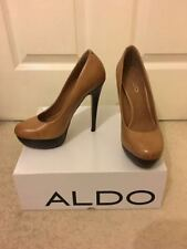 Aldo Patternless Evening & Party Slim Heels for Women