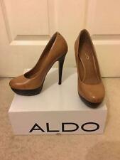 ALDO No Pattern 100% Leather Slim Women's Heels