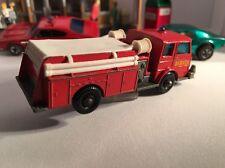 Matchbox Lesney RARE FIRE PUMPER 1967 1ST FAIR OFFER GONE