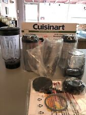 Cuisinart Cpb-300 Compact Blender Accessories Lot  New Other