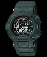 Casio G-shock G-9000-3V Original Verde Para Hombre Reloj Mudman Correa Resina Nuevo