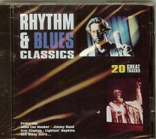 RHYTHM AND BLUES CLASSICS - VARIOUS ARTISTS - 20 SONGS - CD - NEW