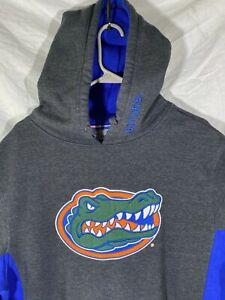 Florida Gators Colosseum Athletics Embroidered Double Sided Sweatshirt Hoodie L