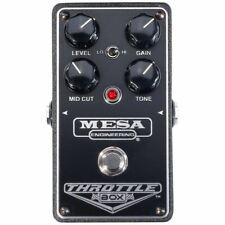 Mesa Boogie Throttle Box Distortion Pedal