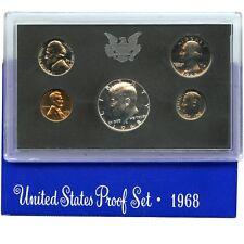 1968 U.S. PROOF SET  GEM PROOF IN ORIGINAL U.S. MINT PACKAGING
