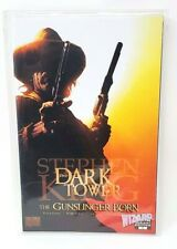 Marvel Stephen King The Dark Tower The Gunslinger Born Comic