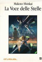 La voce delle stelle di Makoto Shinkai [Edizione digipack] - DVD D083012