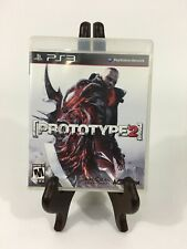 Prototype 2 for PlayStation 3 PS3 Missing Manual Fast Shipping!