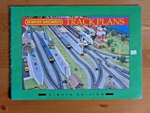 Hornby Railways Track Plans Booklet Eighth Edition