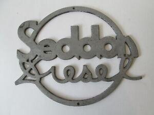 Seddon Diesel badge. lorry badge. Atkinson. Guy. Foden. truck badge.