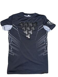 UNDER ARMOUR Baseball Heart Guard Chest Protector Shirt Youth X-Large Excellent