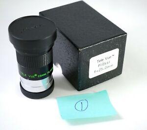 Tele Vue 25mm Plossl Eyepiece - Made in Japan #1