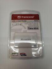Transcend RDF8 USB 3.0 Card Reader