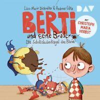 BERTI UND SEINE BRÜDER - DICKREITER,LISA-MARIE; TEIL 1:  2 CD NEW