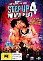 Step Up 4: Miami Heat = NEW DVD R4