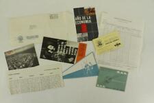 Vintage Advertising Paper RAE Radiofusion Argentina Al Exterior IRA Radio 1965