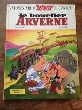 le bouclier arverne EO 1968 asterix le gaulois goscinny uderzo TBE côte BDM 70e