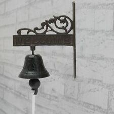 Self-powered Wall Mounted Vintage Doorbell Wireless Nordic Stylish Door Bell New