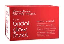 Blossom Kochhar 7 Step Bridal Glow Facial Kit Salon Range AROMA MAGIC 20g +18ml