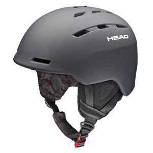 HEAD VARIUS SKI SNOWBOARD HELMET BLACK size XL/XXL NEW