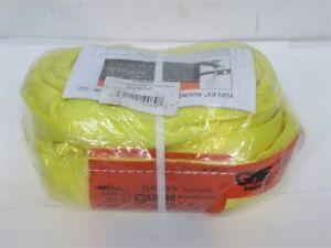 LiftAll EN90X6, 6' Endless Tuflex Poly Round Sling, 8400 lbs. Vertical