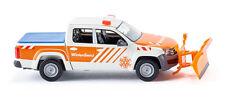 1/87 Wiking VW Amarok Servizio invernale 0311 10