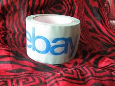 1 Rolls Ebay Logo Series Packing Tape 3in By 75yds New from Bulk Pack Free Ship!