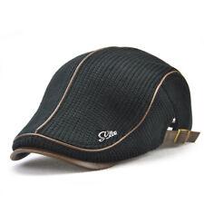 Winter Hat Men Warm Thick Plush Cotton Autumn Knit Cap Casual Vintage Beret