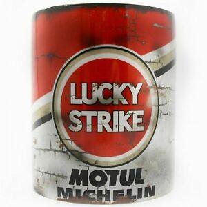 Demon Tweeks Retro Vintage Mug – Kevin Schwantz Lucky Strike Suzuki