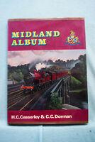 Midland Album - Casserley & Dorman - Hardbound