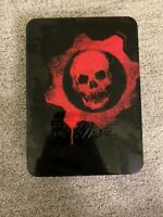 Gears of War - Limited Collector's Edition (Microsoft Xbox 360, 2006) No Sleeve