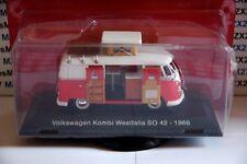 Wohnmobil Volkswagen Kombi Westfalia so 42 1/43 Eme Versiegelt