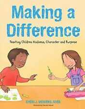 MAKING A DIFFERENCE - MEINERS, CHERI J./ LAFOND, PASCALE (ILT) - NEW HARDCOVER