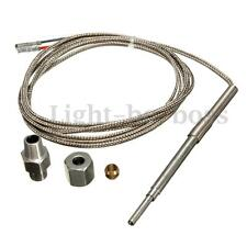 Universal K Type EGT Thermocouple Temperature Sensors For Exhaust Gas Probe