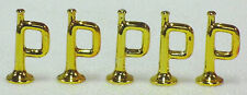 5 trompettes Gold Chrome-Brillance Playmobil Top à klicky 3242 3408 3420 3388 Garde