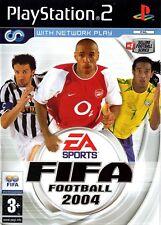 FIFA Football 2004 PS2 (PlayStation 2) - Free Postage - UK Seller