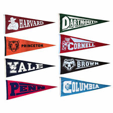 Ivy League Conference Pennants and Collection
