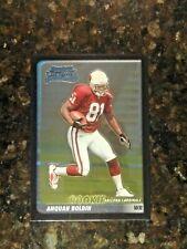 2003 Bowman CHROME #135 ANQUAN BOLDIN ROOKIE.........MINT