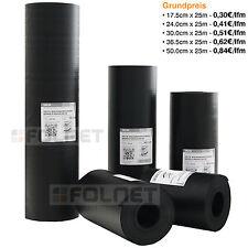 DELTA Mauerwerksperre Mauersperre Sperrfolie 25lfm Bitumenverträglich
