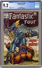 Fantastic Four #93 CGC 9.2 1969 3805008001